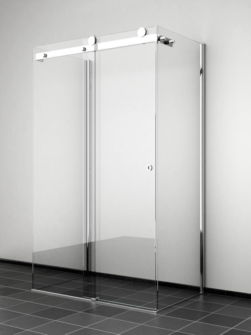 Box doccia 3 lati - Box doccia senza piatto ...